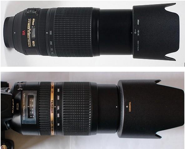 Tamron + Nikon