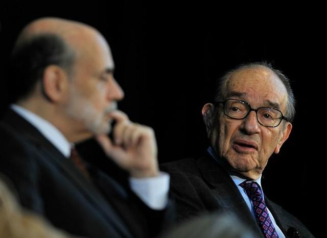 Greenspan & Bernanke-2