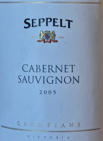 A real sleeper: medium bodied, soft and gentle, mature Cabernet, ...