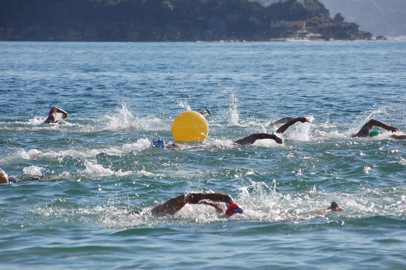 Balmoral Swim 1