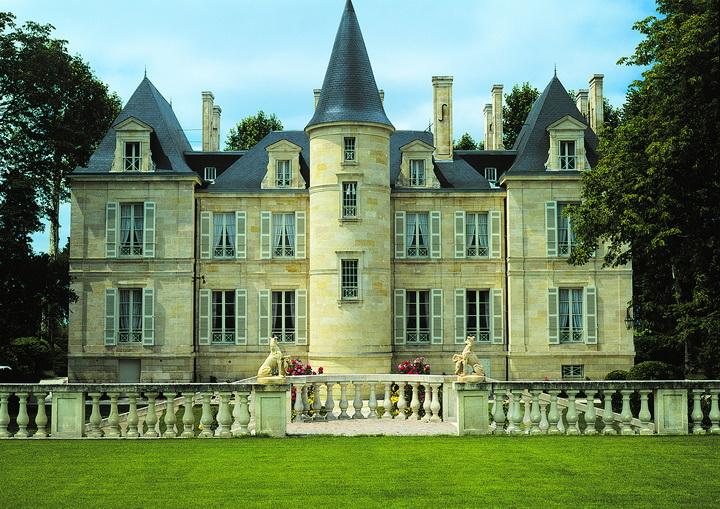 Chateau-pichon-lalande-pauillac